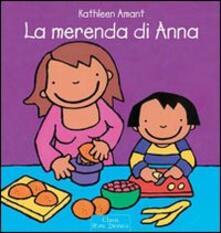 La merenda di Anna - Kathleen Amant - copertina
