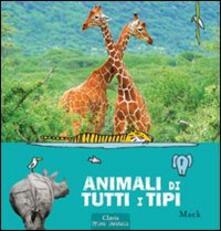 Animali di tutti i tipi - Mack - copertina