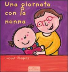 Una giornata con la nonna - Liesbet Slegers - copertina