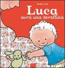 Mercatinidinataletorino.it Luca avrà una sorellina Image