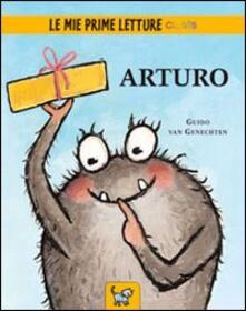 Arturo - Guido Van Genechten - copertina