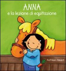 Winniearcher.com Anna e la lezione di equitazione Image