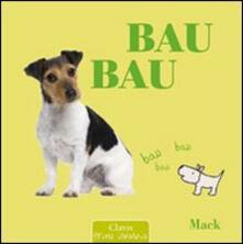 Radiospeed.it Bau bau. Ediz. illustrata Image