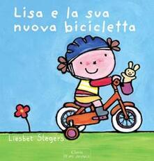 Antondemarirreguera.es Lisa e la sua nuova bicicletta Image
