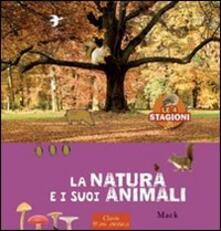 La natura e i suoi animali - Mack - copertina