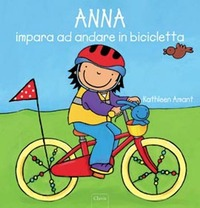 Anna impara ad andare in bicicletta - Amant Kathleen - wuz.it