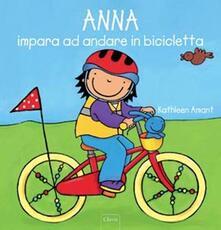 Camfeed.it Anna impara ad andare in bicicletta Image