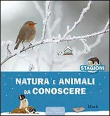 Premioquesti.it Natura e animali da conoscere. Ediz. illustrata Image