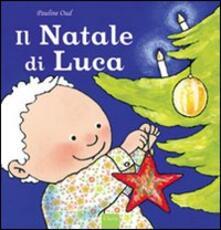 Il Natale di Luca - Pauline Oud - copertina