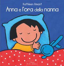 Anna e l'ora della nanna - Kathleen Amant - copertina