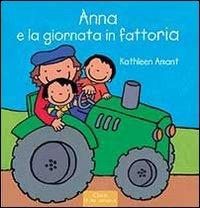 Anna e la giornata in fattoria