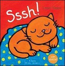 Sssh! - Liesbet Slegers - copertina
