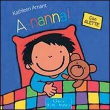 A nanna! - Kathleen Amant - copertina
