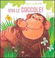 Viva le coccole! - Guido Van Genechten - copertina