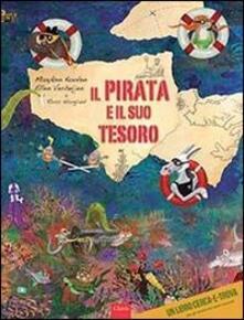 Il pirata e il suo tesoro - Maayken Koolen,Ellen Verheijen - copertina