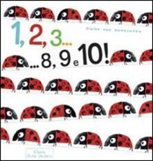 1, 2, 3... 8, 9 e 10! - Guido Van Genechten - copertina