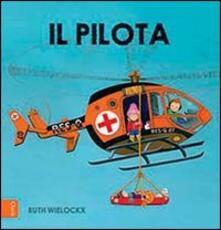 Il pilota - Ruth Wielockx - copertina