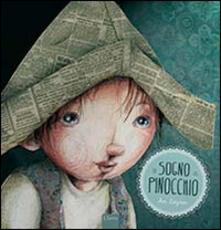 Il sogno di Pinocchio - An Leysen - copertina