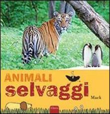 Animali selvaggi - Mack - copertina
