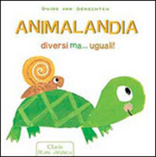 Animalandia - Guido Van Genechten - copertina
