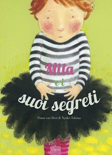 Mila dice tante bugie - Pimm Van Hest,Nynke Talsma - copertina
