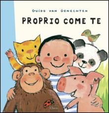 Proprio come te - Guido Van Genechten - copertina