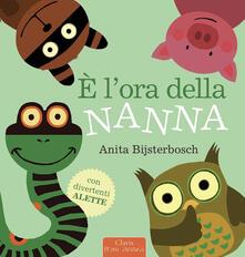 È l'ora della nanna - Anita Bijsterbosch - copertina
