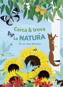 Cerca & trova la natura - Kerstin Zabransky - copertina