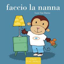 Faccio la nanna - Leen Van Durme - copertina
