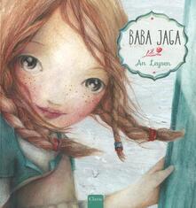Baba Jaga - An Leysen - copertina