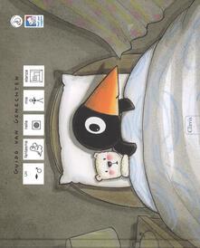 Un fantasma nella mia stanza. Ediz. a colori - Guido Van Genechten - copertina