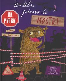 Un libro pieno di mostri da paura. Ediz. a colori - Guido Van Genechten - copertina