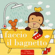 Grandtoureventi.it Faccio il bagnetto. Ediz. a colori Image