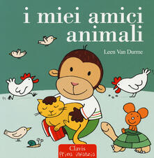 Listadelpopolo.it I miei amici animali. Ediz. a colori Image