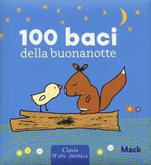 100 baci della buonanotte. Ediz. a colori - Mack - copertina