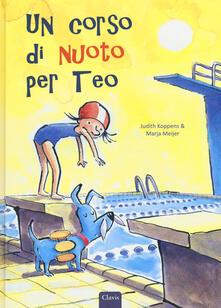 Listadelpopolo.it Un corso di nuoto per Teo. Ediz. a colori Image