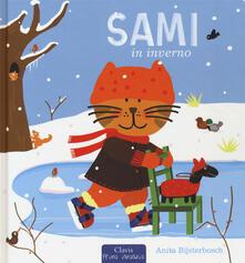 Sami in inverno. Ediz. a colori - Anita Bijsterbosch - copertina