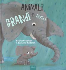 Listadelpopolo.it Animali grandi e piccoli. Ediz. a colori Image