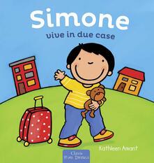Antondemarirreguera.es Simone vive in due case. Ediz. a colori Image