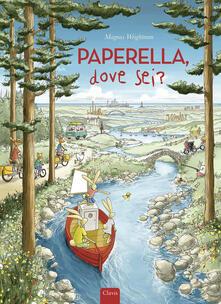 Winniearcher.com Paperella, dove sei? Ediz. a colori Image