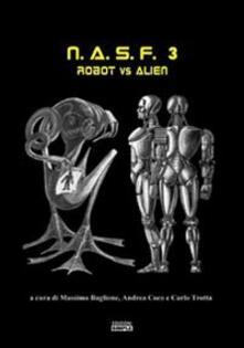 Antologia di racconti di fantascienza - copertina
