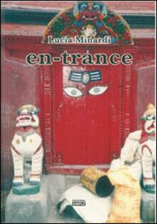En-trance - Lucia Minardi - copertina