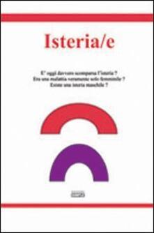 Isteria/e - Ivana Nannini - copertina