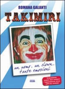 Antondemarirreguera.es La straordinaria storia del clown Takimiri. Un uomo, un clown, tante emozioni Image