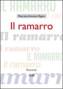 Il ramarro - Maurizio A. Rigoni - copertina