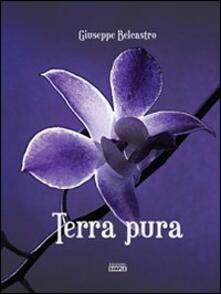 Terra pura - Giuseppe Belcastro - copertina