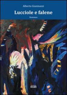 Lucciole e falene - Alberto Gianinazzi - copertina