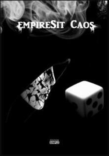 EmpireSit Caos - Elisa Ragugini - copertina