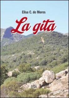 La gita - Elisa C. De Mores - copertina