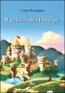Il palazzo del principe - Carla Meneghini - copertina